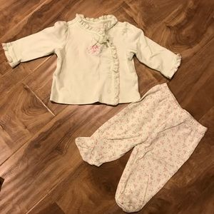 3-6 months outfit